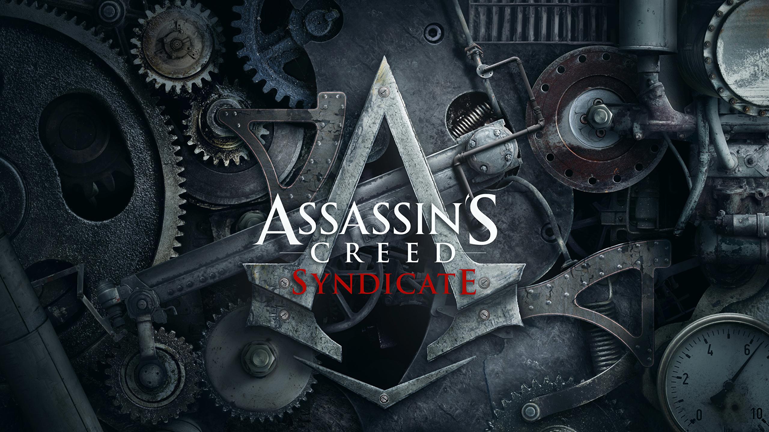Desktop Wallpapers Assassin\'s Creed Assassin\'s Creed 2560x1440.