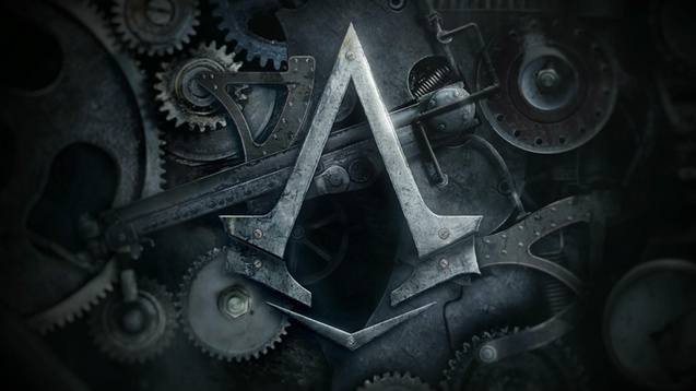 Download Assassin\'s Creed Syndicate LOGO Wallpaper Engine.