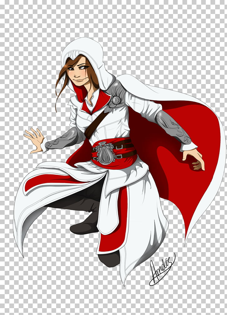 Assassin\'s Creed Unity Art Anime Drawing, Assassins Creed.