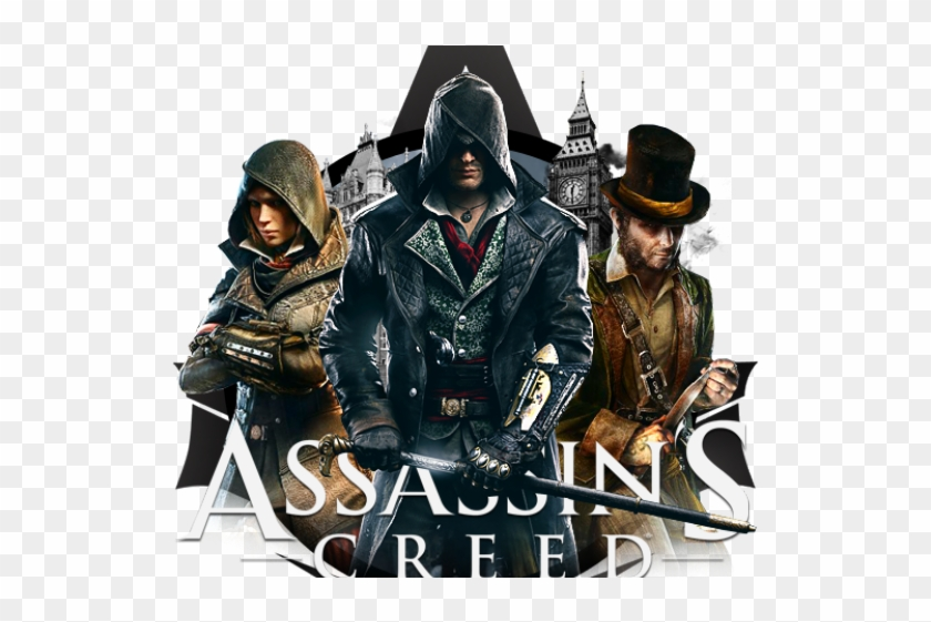 Assassins Creed Unity Clipart Lost Saga.