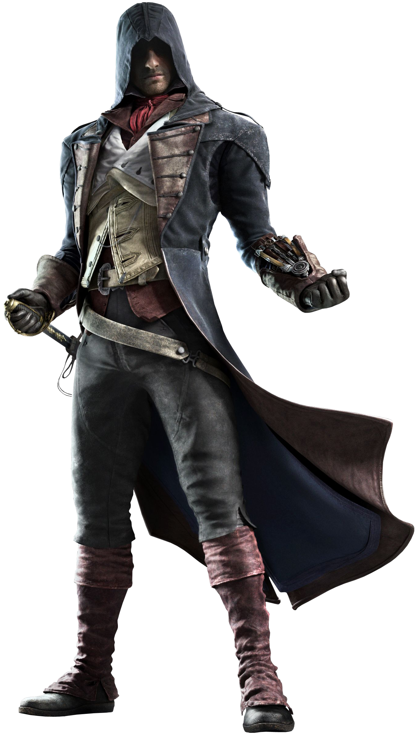 Download Assassins Creed Unity Clipart HQ PNG Image.