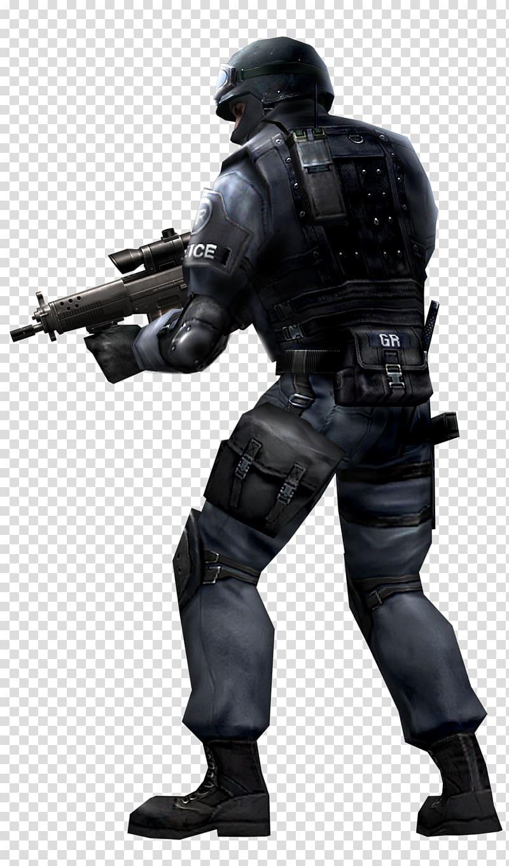 CrossFire Tom Clancy\\\'s Rainbow Six Siege Half.