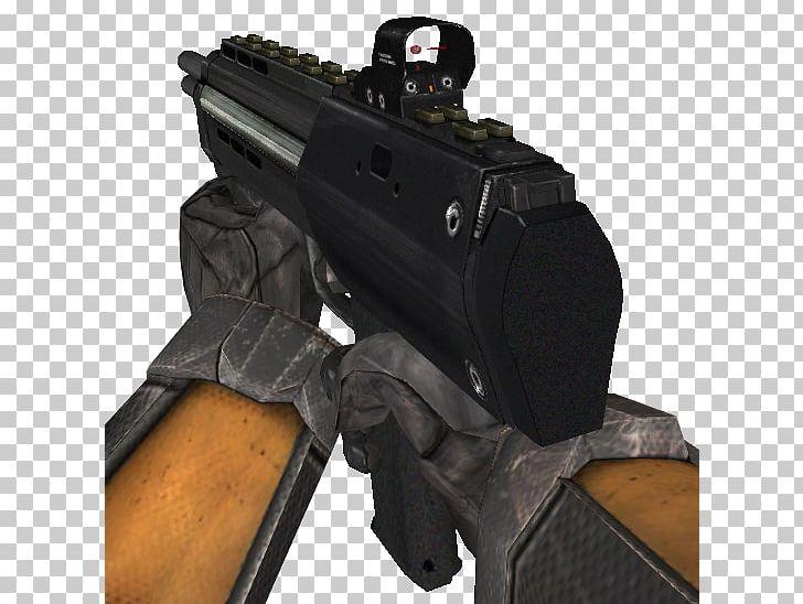 Trigger Firearm Half.