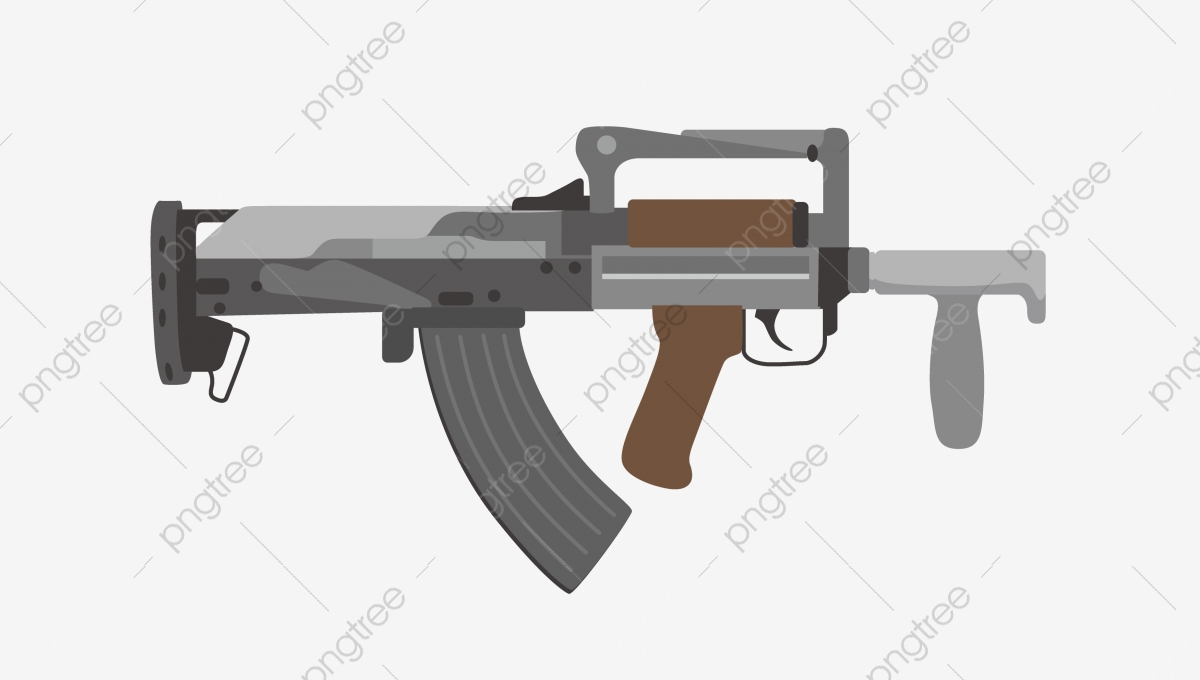 Ak 47 Assault Rifle, Rifle Clipart, Military Goods, Arms PNG.