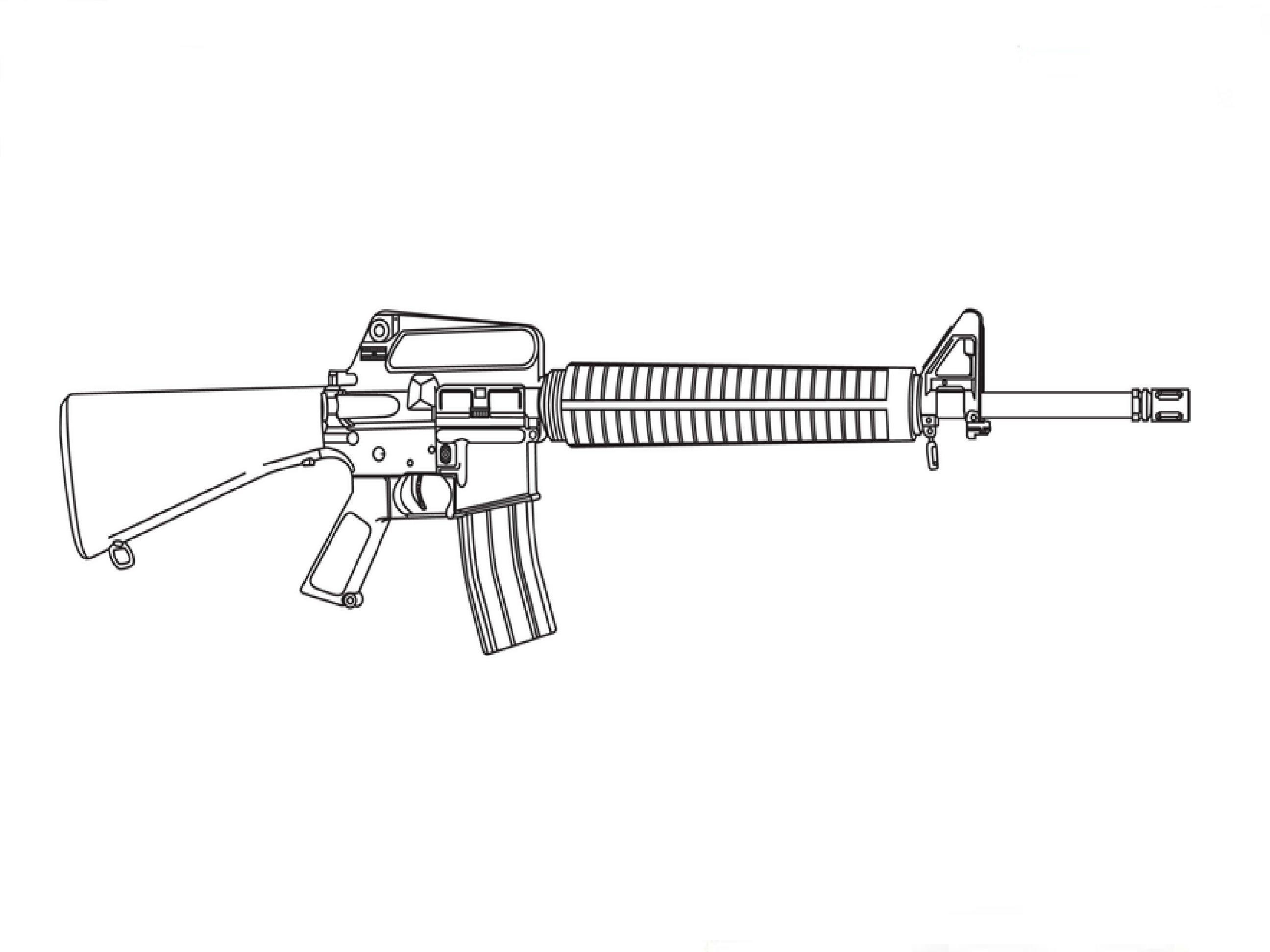 36 Immortal How To Draw Fortnite Guns.