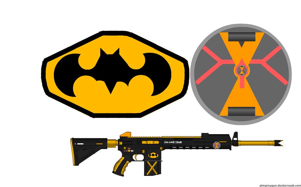 Smike or Batman gun.