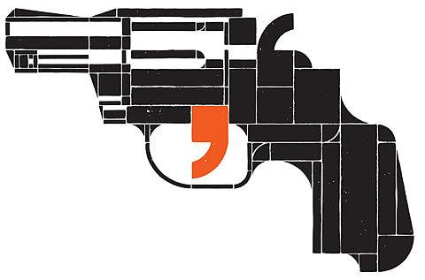 A Gun of Type.