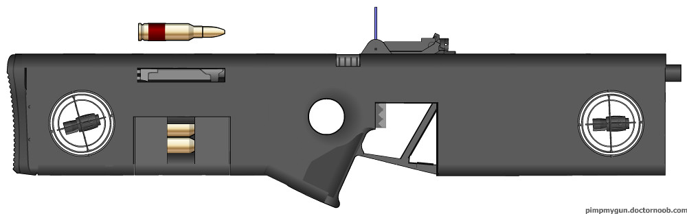 Gyro Rifle Concept WIP.