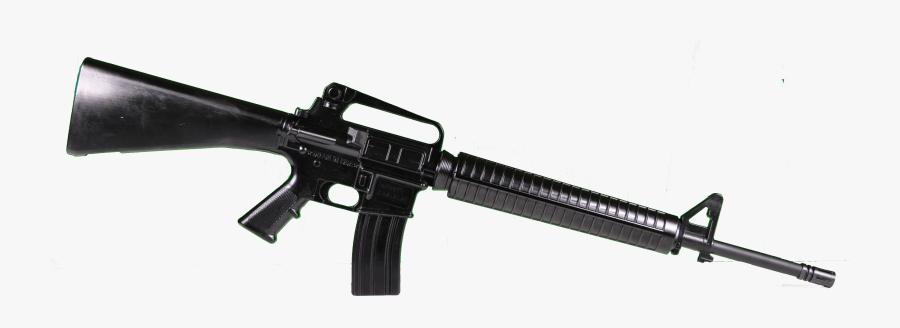 M16 Usa Assault Rifle Png.