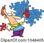 Assembling clipart #1