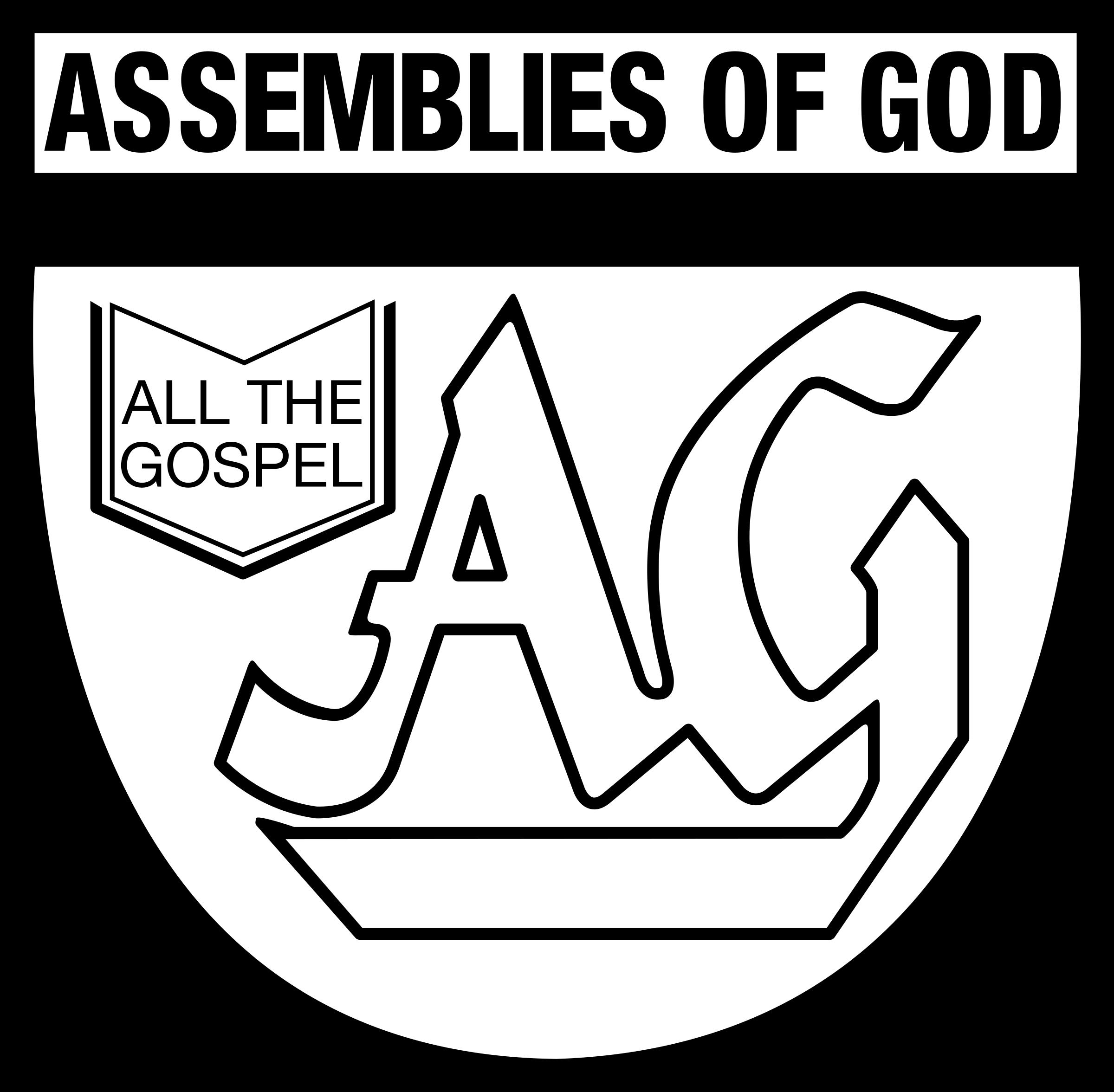 assemblies of god Logo PNG Transparent & SVG Vector.