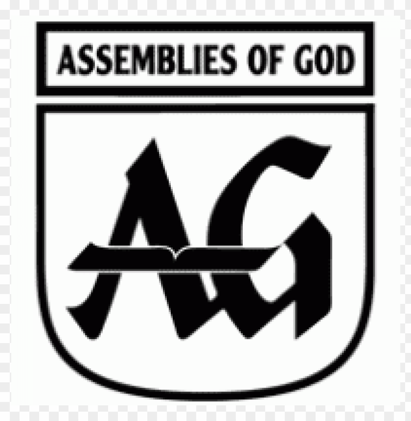Download assemblies of god logo png images background.