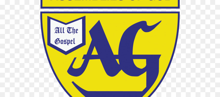 Assemblies Of God Yellow png download.