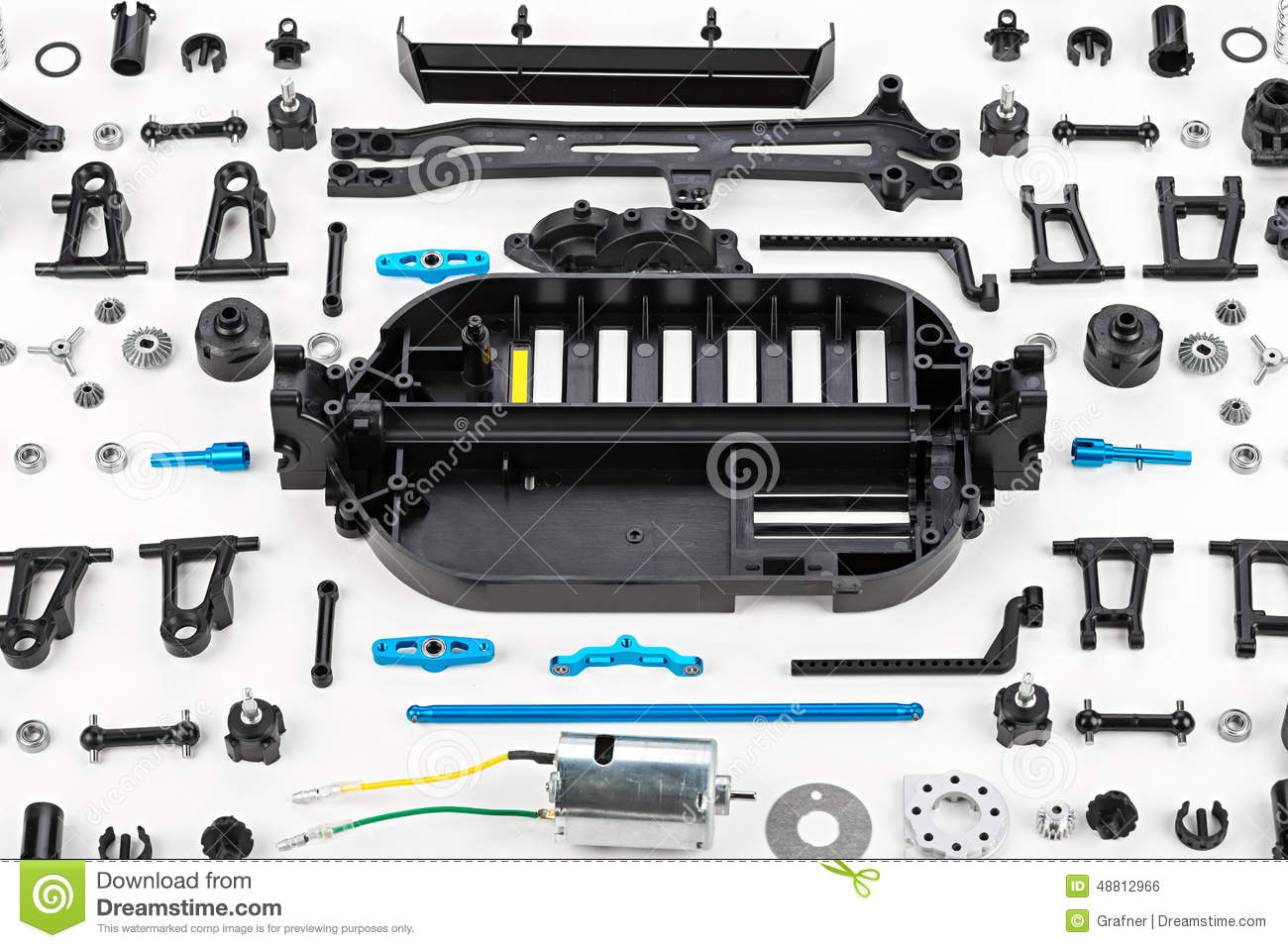 Kit assembly clipart.