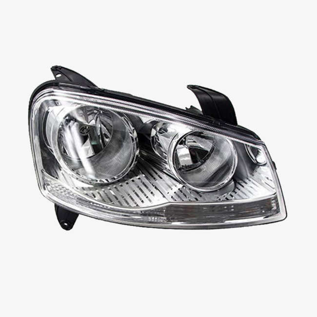 Download Free png Car Headlight Assembly, Car Clipart.