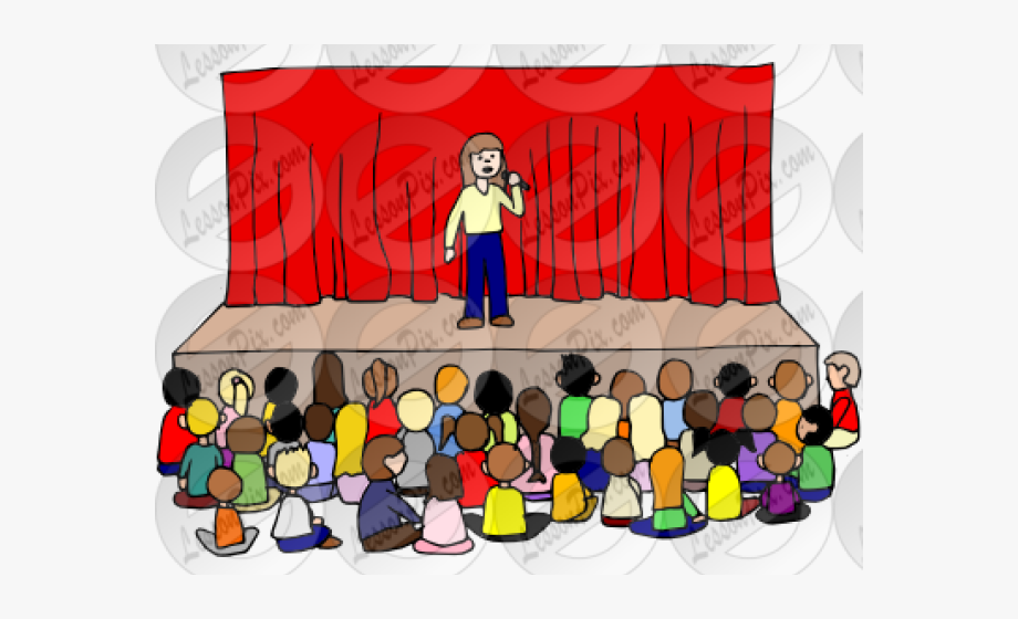 Actor Clipart Class Assembly.