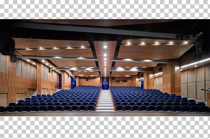School Colegio Retamar Auditorium Assembly hall Madrid.