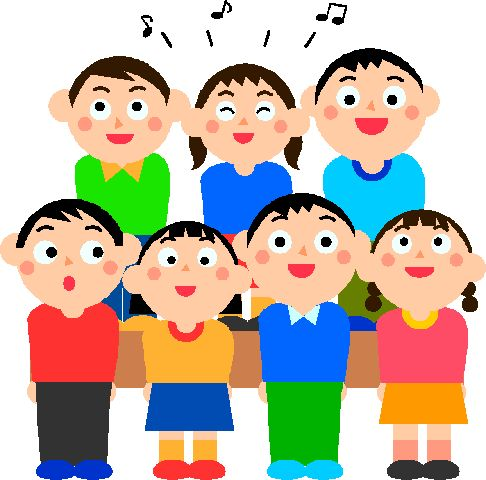 Clipart school assembly.