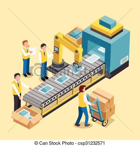 Production line Illustrations and Clip Art. 7,495 Production line.