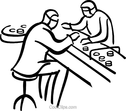 Assembly Line Clip Art Free.