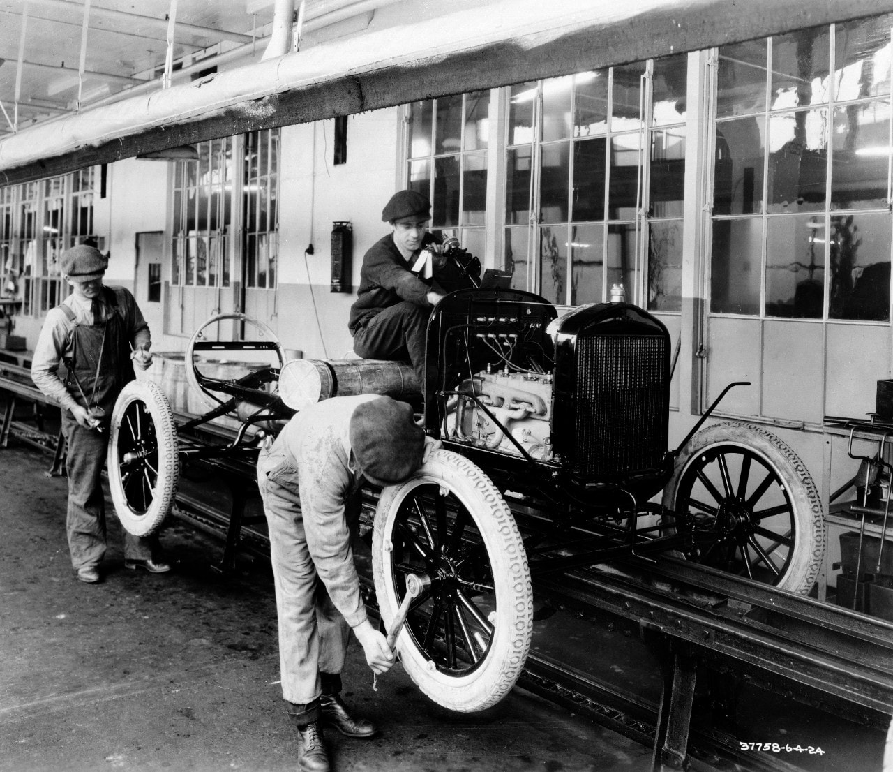 The Assembly Line: assemblyline, eng, ford, henry, history.