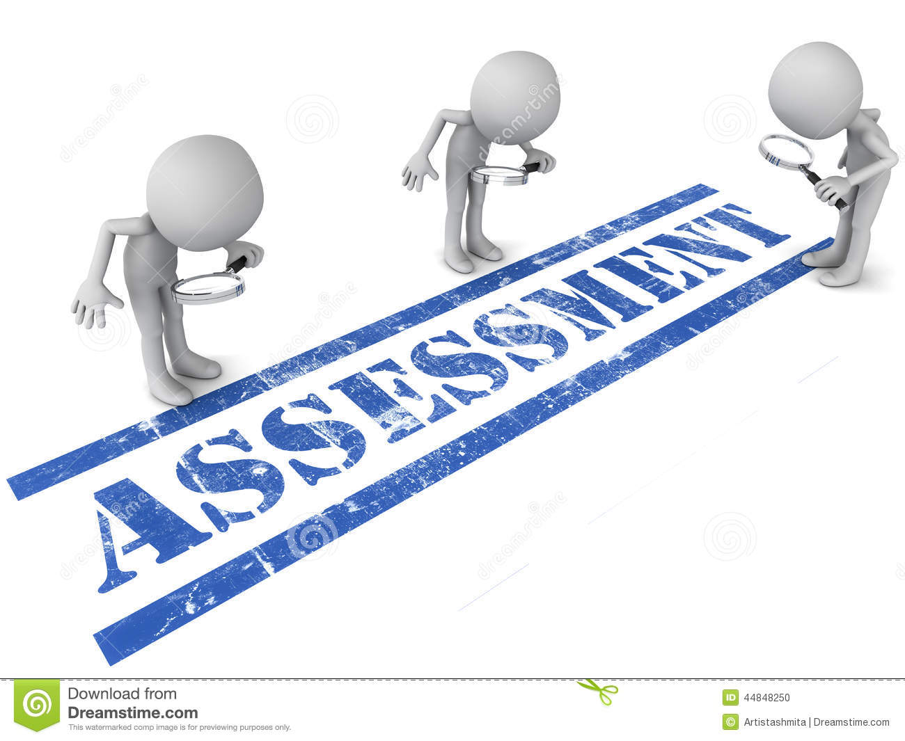 Assessment Clipart.