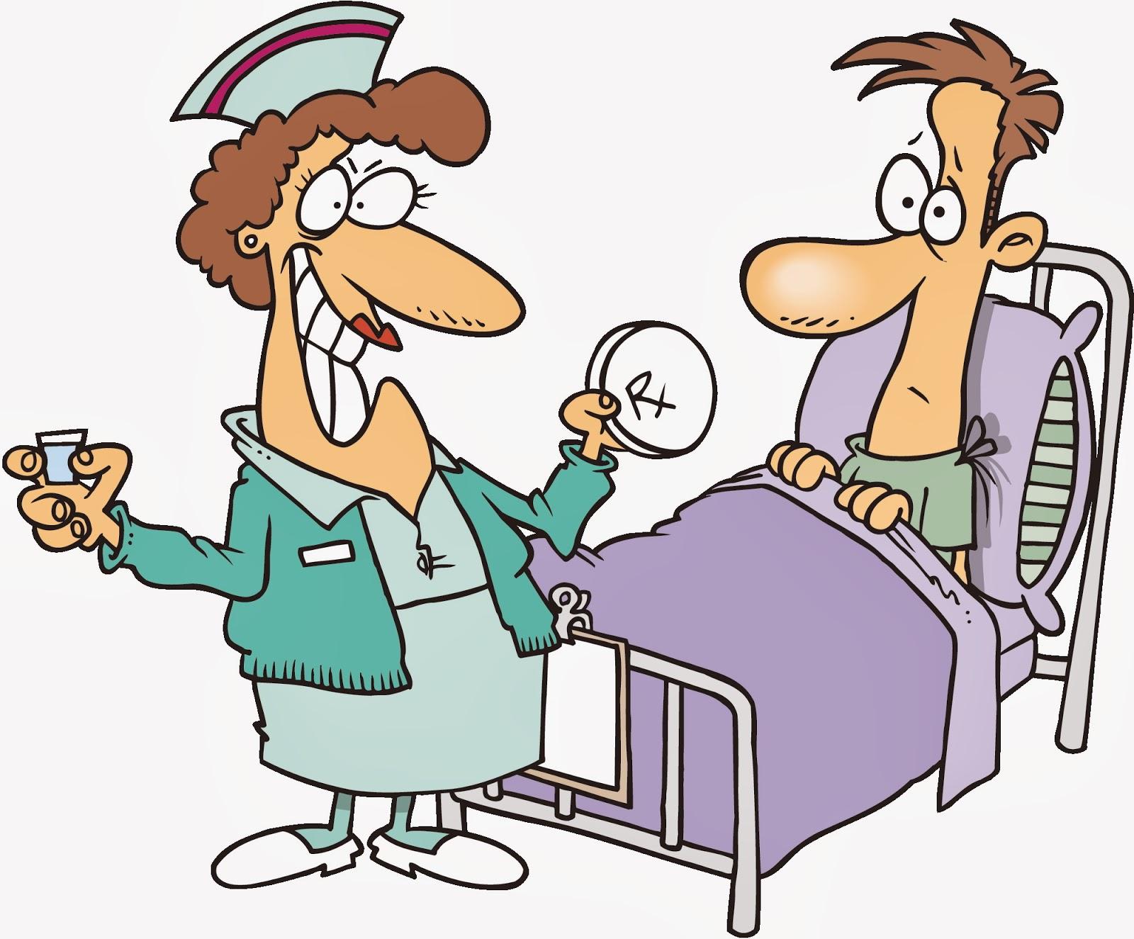 Patient clipart nurse work, Patient nurse work Transparent.