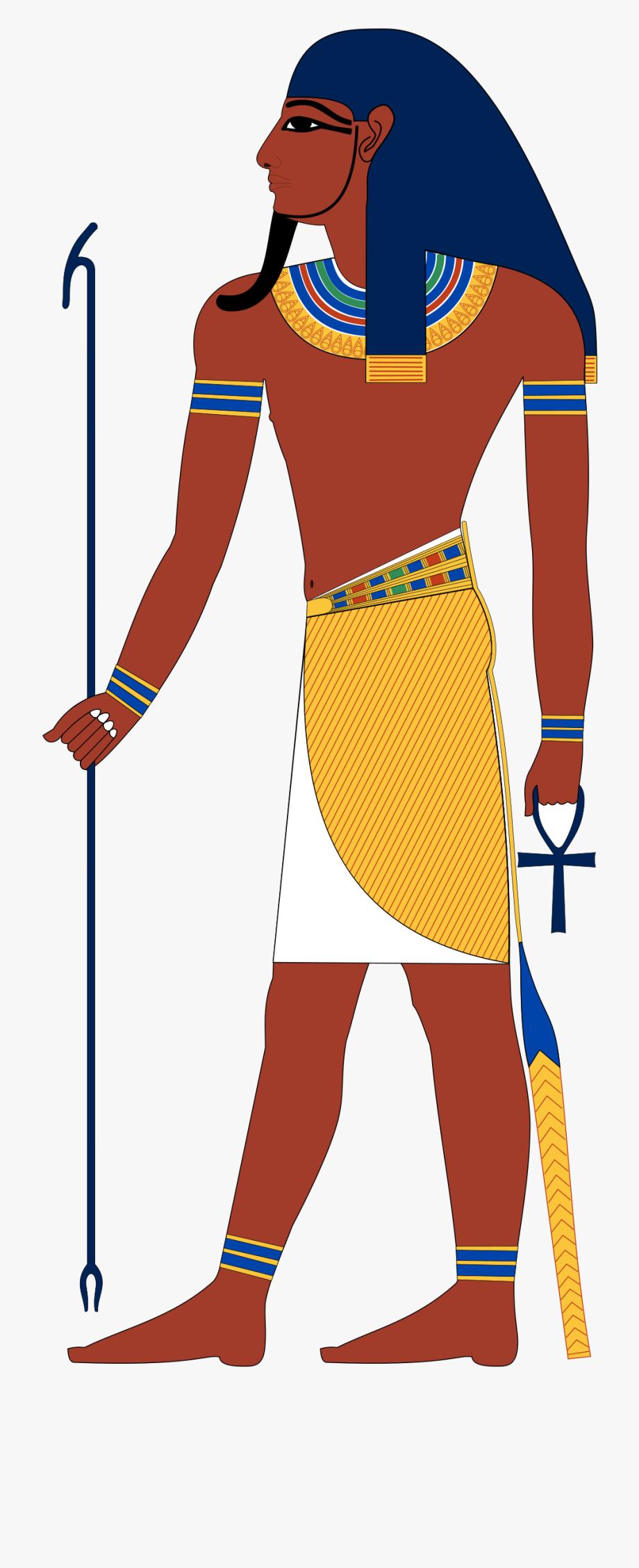 Atum Egyptian God , Transparent Cartoon, Free Cliparts.