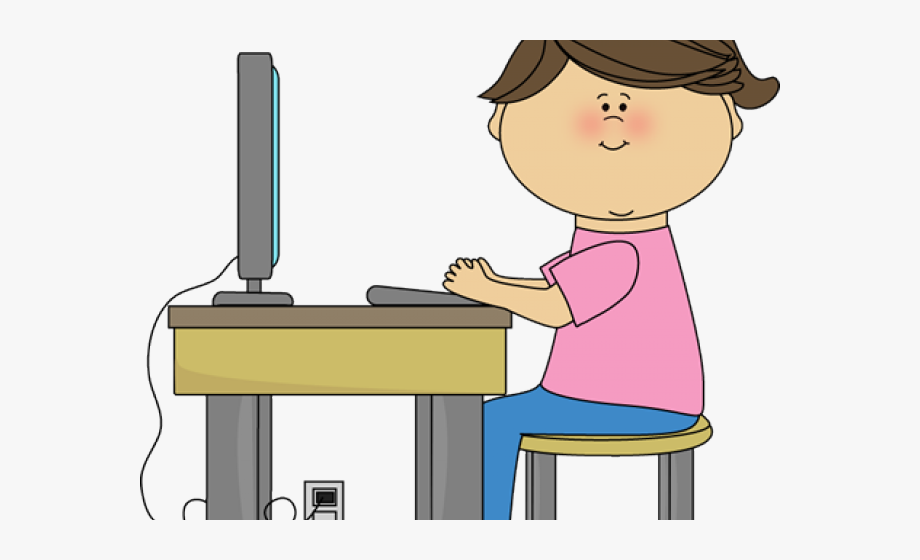 Blogging Clipart Computer Assignment.
