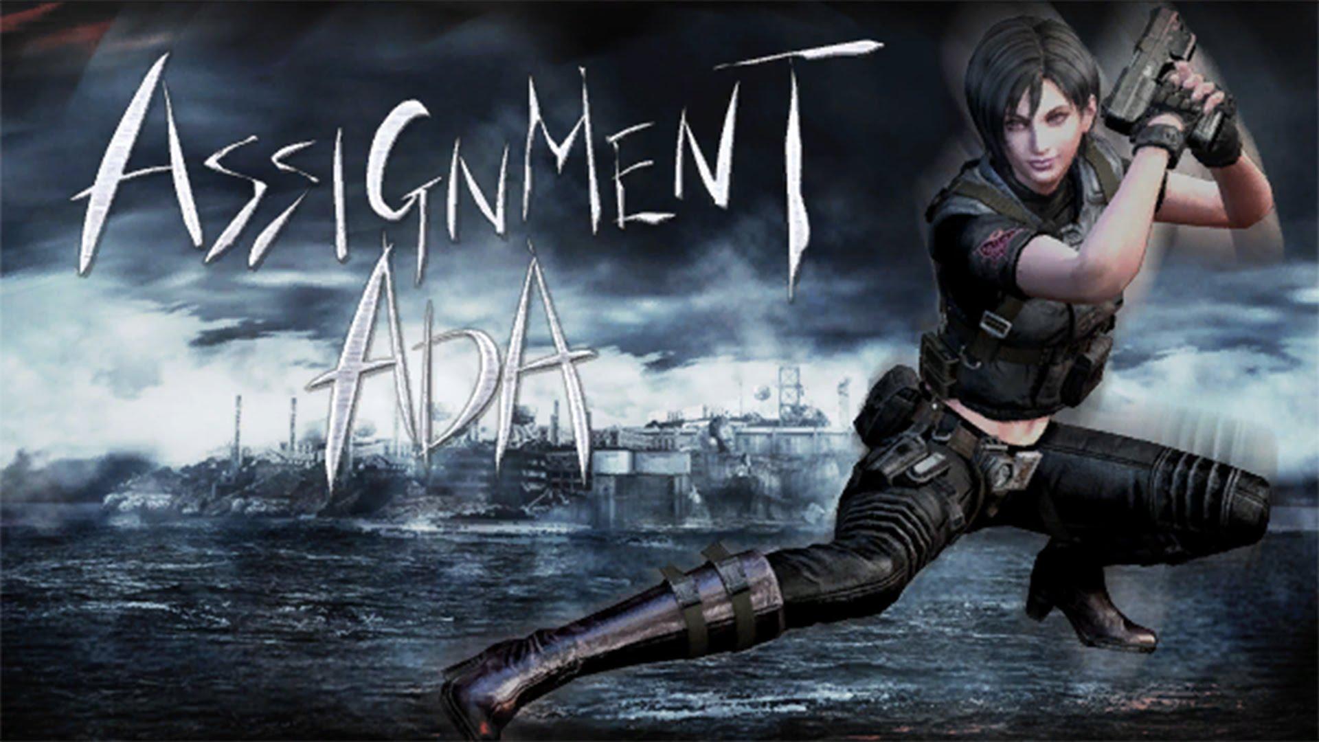 Resident Evil 4: Assignment Ada.