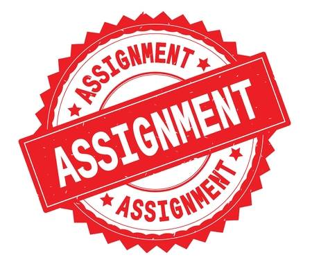 166 Written Assignment Stock Vector Illustration And Royalty Free.