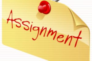 Assignment clipart 1 » Clipart Station.