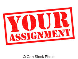 Your assignment Illustrations and Clip Art. 64 Your assignment.