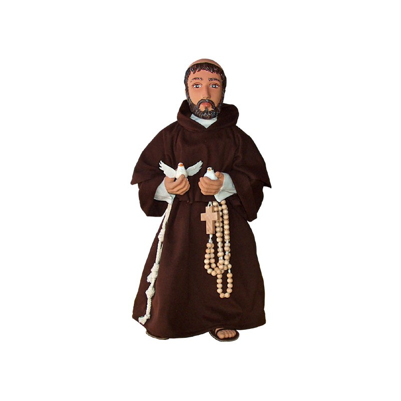 Clipart st francis of assisi.