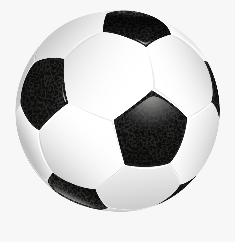 2787x2713px White Football Clipart With Pink Background.
