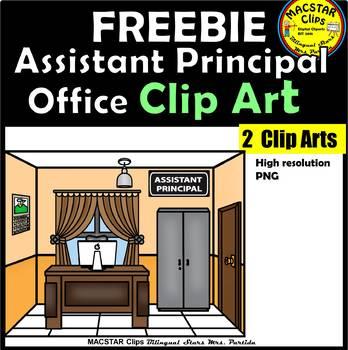 FREEBIE Assistant Principal Office