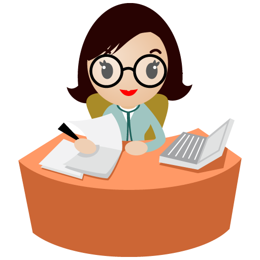 Administrative Assistant Clipart 34109.