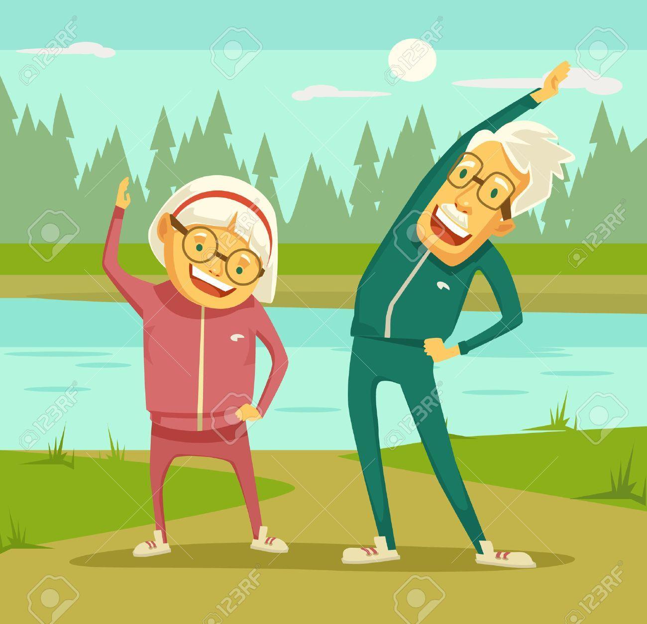 Weight clipart senior health, Weight senior health.
