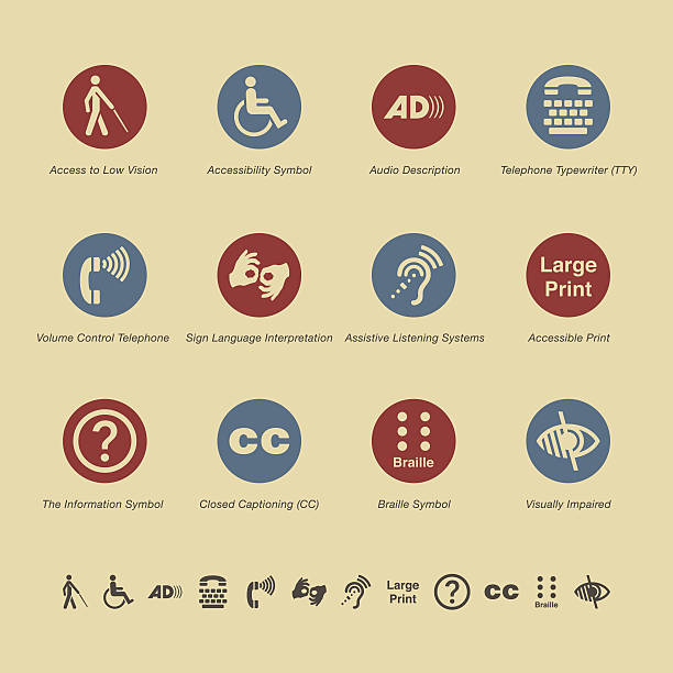 Best Assistive Technology Illustrations, Royalty.