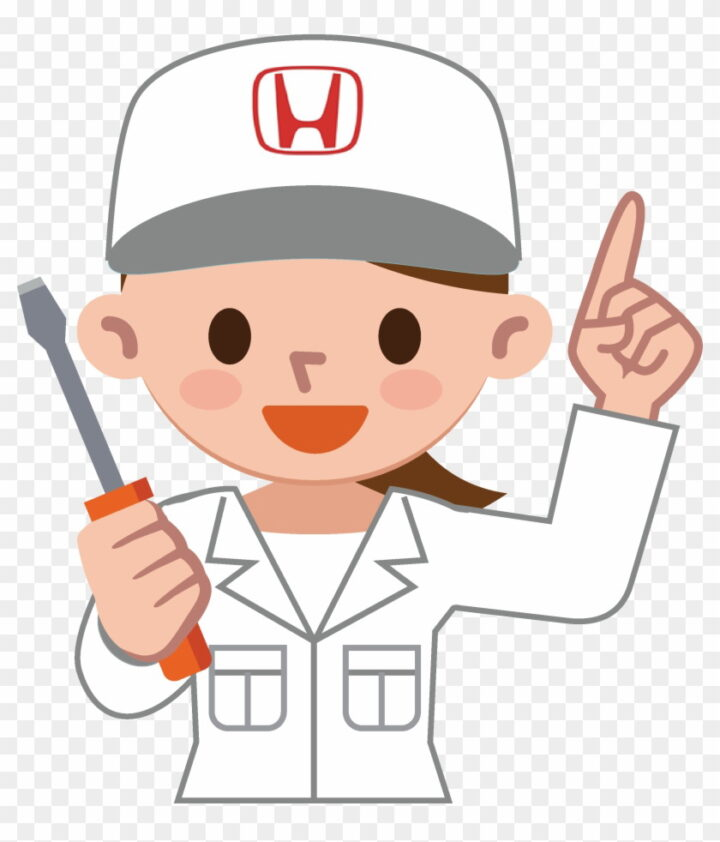 Honda Honda Associate Cartoon Image Provided.