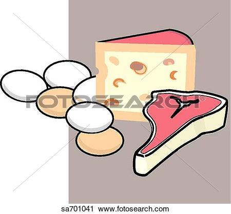 Clipart of Table organized from least to greatest of risk factors.