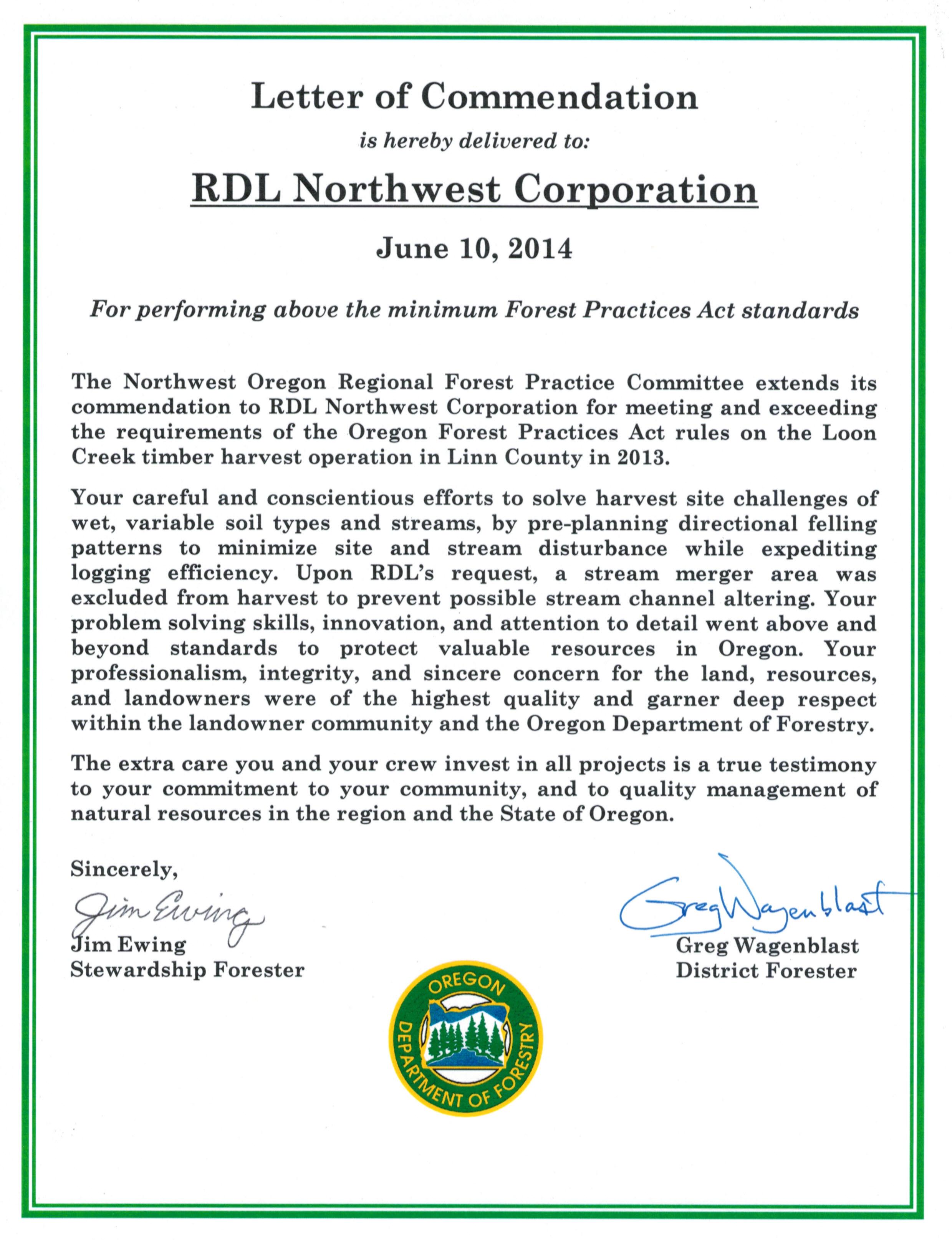 About » RDL Northwest.