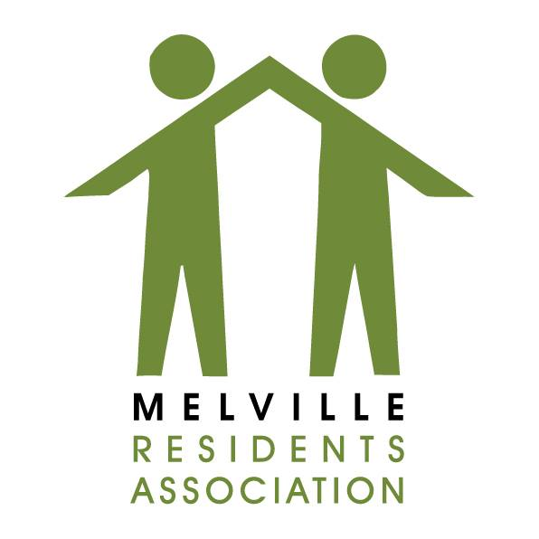 Logo design for Melville Residents Association.