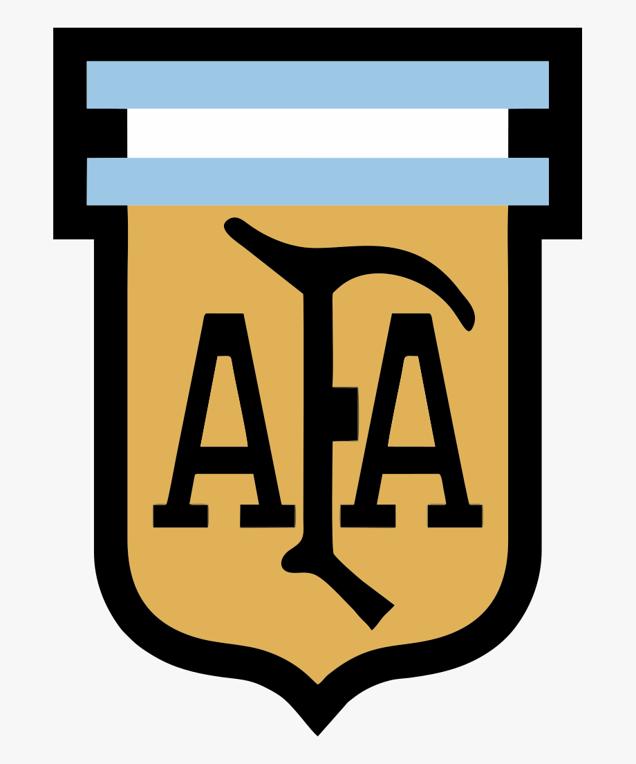 Argentine Football Association Logo Png , Transparent.