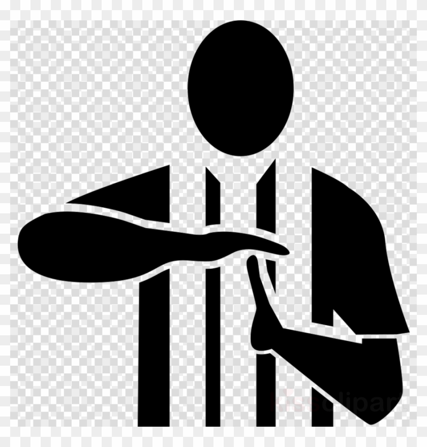 Download Football Referee Icon Png Clipart Association.