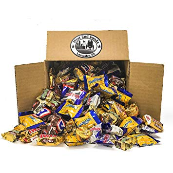 Amazon.com : Bulk Candy Box (5 lbs).