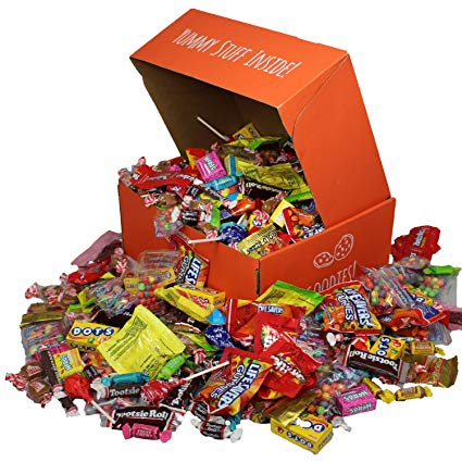 Candy Bulk Variety Package.