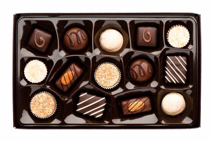 The Box of Chocolates Math Stumper.