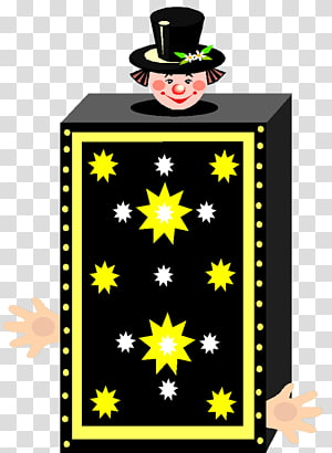 Magic Trick PNG clipart images free download.
