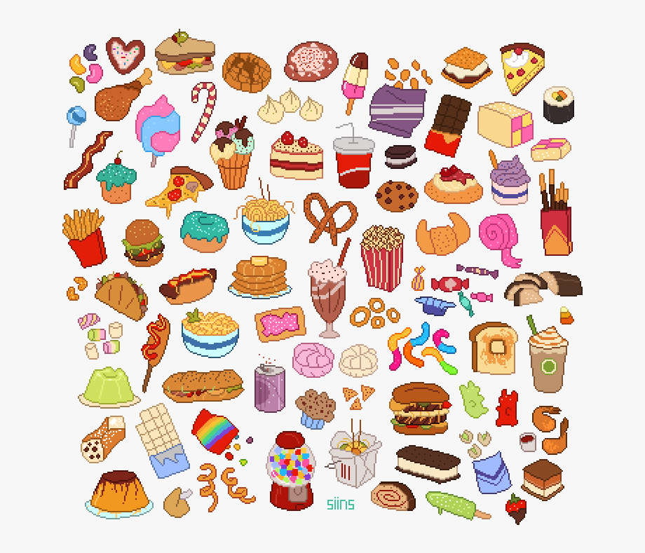Clipart Food Collection.